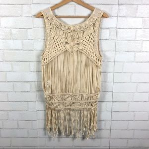 Urban Outfitters, Staring at Stars, Crochet Blouse